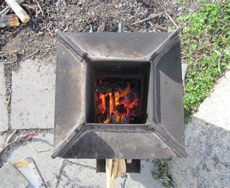 Rocket Stove Fireplace by 301 Moved Permanently
