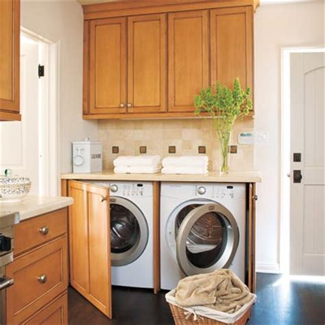 kitchen laundry ideas hide in the kitchen 27 ideas for a fully loaded laundry