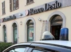 banco desio banking relazione di bankitalia al banco desio rischio