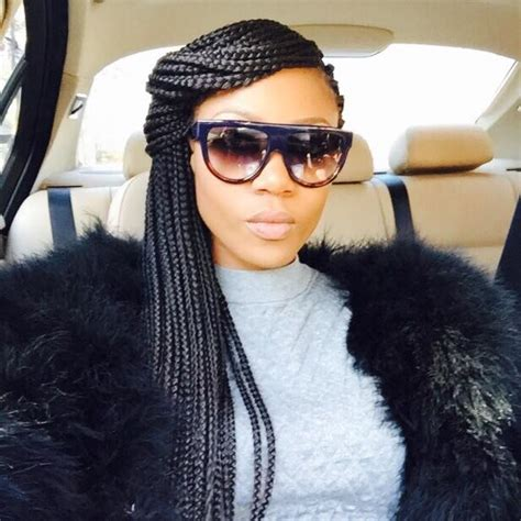 iyvon nelsons braids yvonne nelson goes natural and steals the spotlight at the