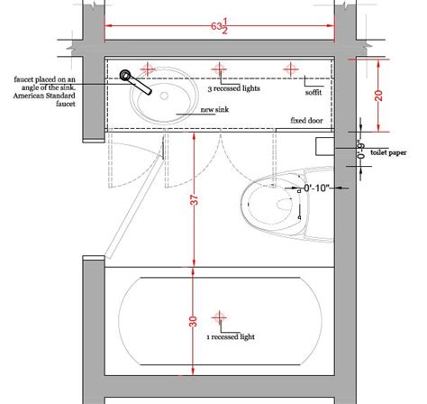 small bathroom blueprints the 25 best small bathroom floor plans ideas on pinterest