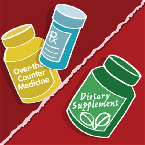 supplement vs medication mixing medications and dietary supplements can endanger