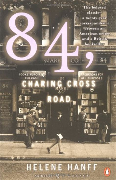 84 charing cross road by helene hanff reviews discussion bookclubs lists 84 charing cross road by helene hanff a review bella s bookshelves