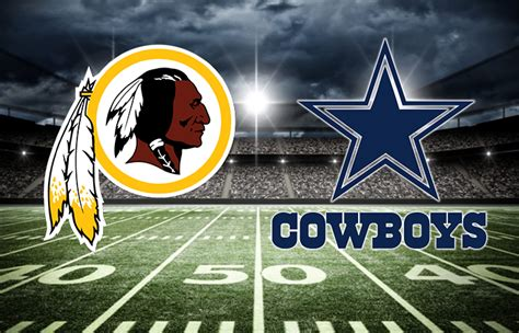 washington redskins  dallas cowboys preview  betting advice