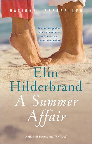 a affair books a summer affair by elin hilderbrand nook book ebook