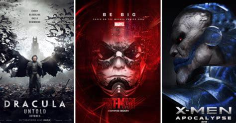 10 film hollywood terbaik 2016 foto poster film hollywood keren yang tayang tahun 2014 2016