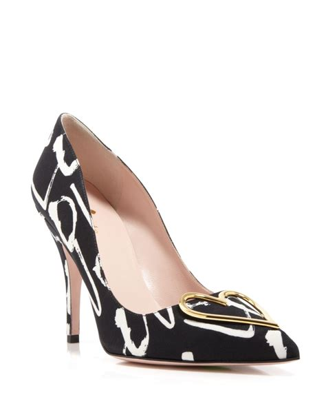kate spade high heels kate spade new york pointed toe pumps lava high