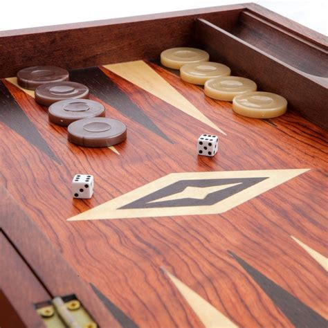 Backgammon Handmade - handmade rosewood backgammon board classic deluxe wooden