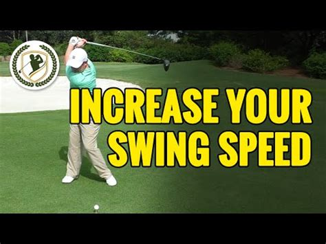 how to increase golf swing speed easily how to increase your golf swing speed add more clubhead