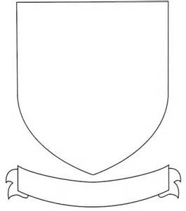 template for coat of arms tudor knights and coats of arms by mike ennington