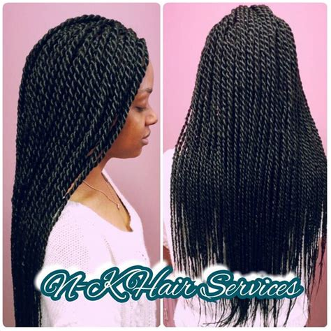 How Long Does Medium Marley Twists Take | how long does it take to medium senegalese twist long