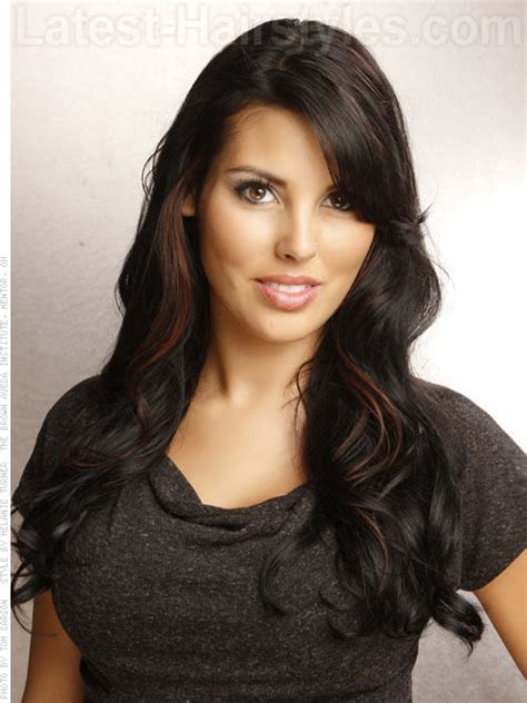 brunette hairstyles for square faces 9 fabulously long hairstyles for square faces