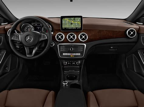 mercedes dashboard 2017 image 2017 mercedes cla250 coupe dashboard size