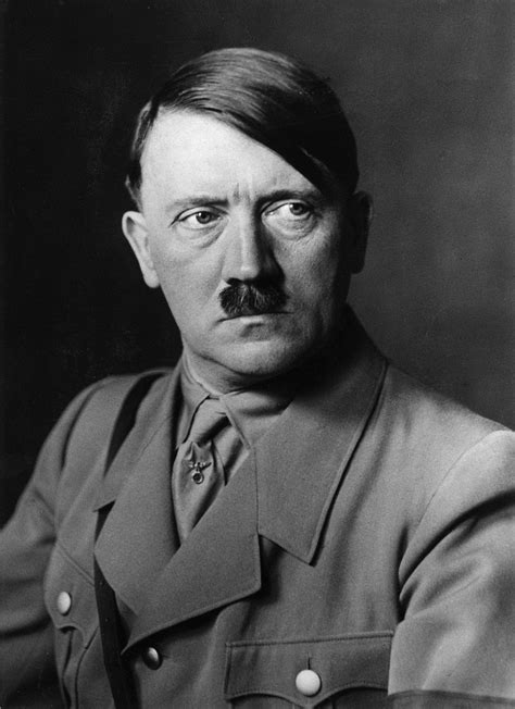 hitler s i photoshop d hitler s iconic mustache off pics
