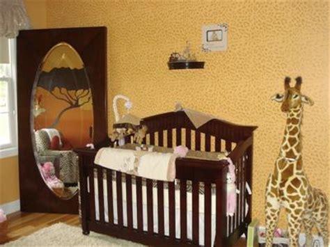 Safari Themed Nursery Decor Sweet Safari Nursery Theme