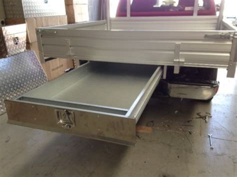 Ute Drawer Plans by Tray Tool Box Trundle Drawer 1500mm Ute Drawer