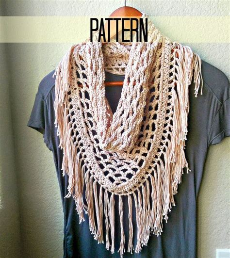 1000 ideas about fringe scarf on id holder