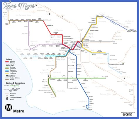 How Much Money Is Left On My Subway Gift Card - los angeles subway map toursmaps com 174