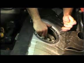 in tank electric fuel pump diagnosis and replacement bmw 3
