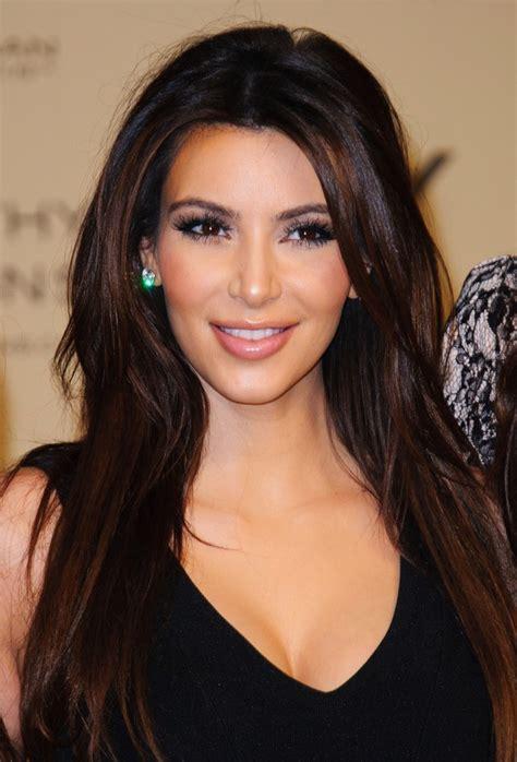 kim kardashians new hair color will make you do a double take 2014 kim kardashian new hair color styloss com