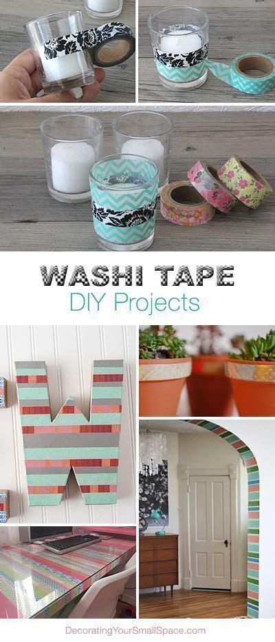 washi tape ideas best 25 washi tape dorm ideas on pinterest diy washi
