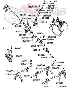Mitsubishi Manual Transmission Parts Psi Your 1 Source For In Stock Performance Parts