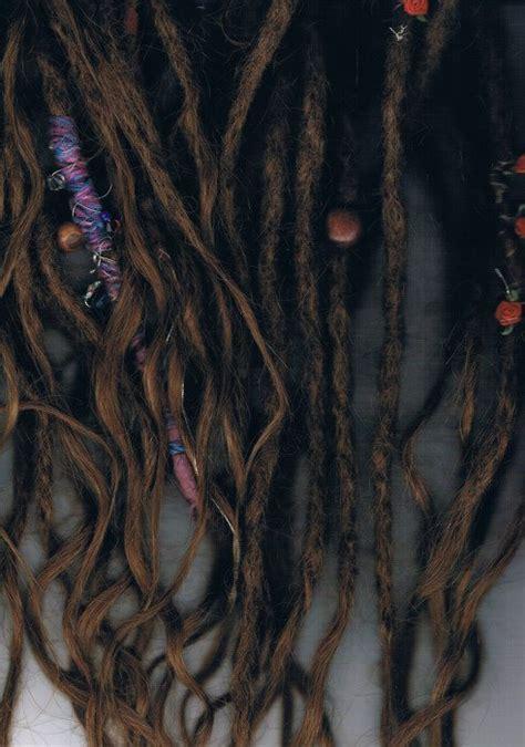 how to bead dreads bead brown dreadlocks dreads image 253773 on