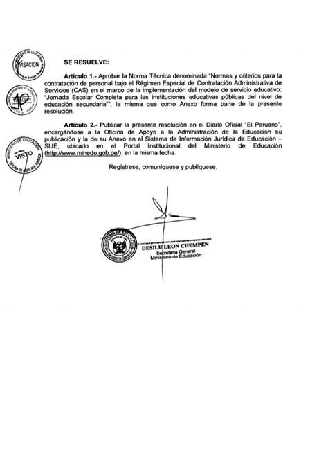norma de contratacion de docentes 2016 minedu norma tecnica para contratacion de docentes 2015 html