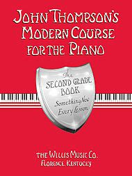 Buku Piano Thompson S Modern Course For Piano 3rd Grade thompson s modern course for the piano the second
