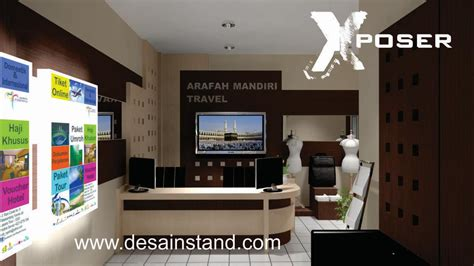 desain interior kantor minimalis kontraktor pameran