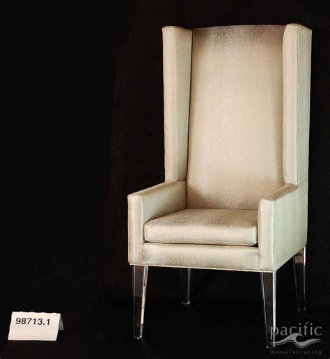 Custom Made Dining Chairs Custom Made Acrylic Leg Dining Chairs By Pacific Mfg Co Custommade
