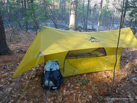 Bathtub Water Filters Msr Fast Stash Ul Tarp Shelter Section Hikers