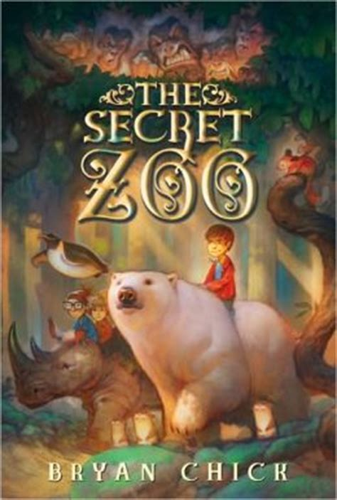 the secret zoo the secret zoo series 1 by bryan