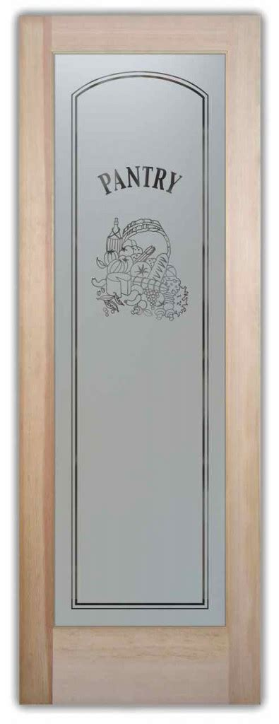 Etched Glass Pantry Door Frosted Pantry Doors Sans Soucie Glass