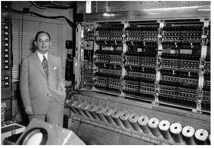 Eniac John Von Neumann Historia De La Inform 225 Tica