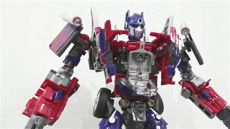 Decepticon Offroad Transformers Weijiang transformers wei jiang m01 commander optimus prime unboxing overview