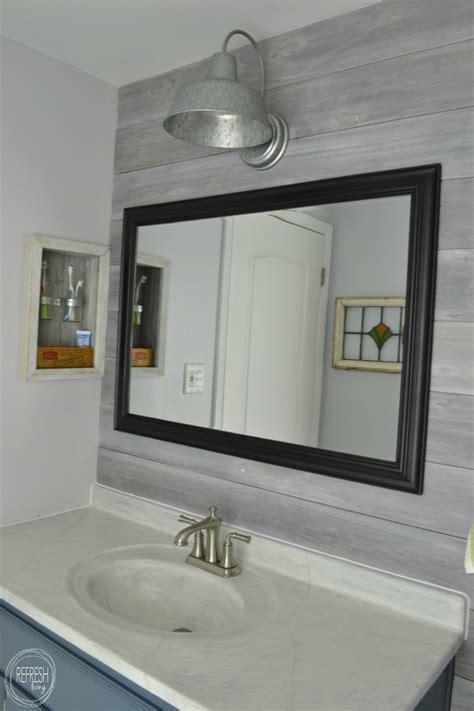 rustic bathroom designs on a budget vintage rustic industrial bathroom reveal refresh living