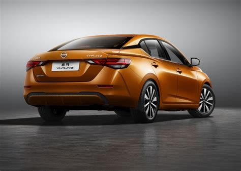 nissan sylphy 2020 auto shows 2020 nissan sylphy offers likely glimpse of
