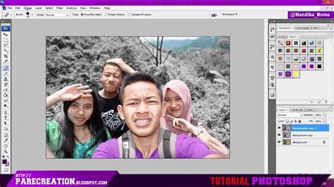 cara edit foto gokil di photoshop cara mengedit foto menjadi efek aquamarine di photoshop
