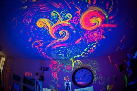 48 black light spencers 17 best blacklight room ideas images on