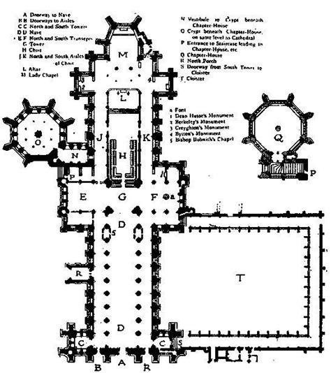 wells cathedral floor plan the cathedrals of great britain by p h ditchfield