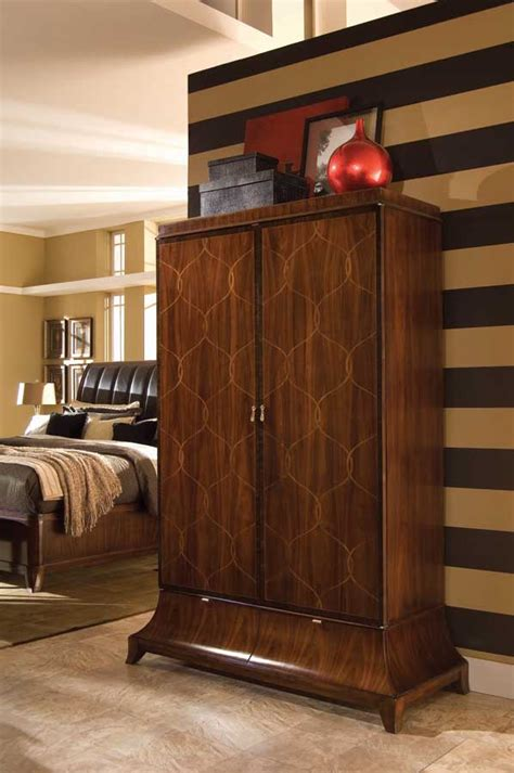 bobs furniture armoire american drew bob mackie home signature armoire 591 270r