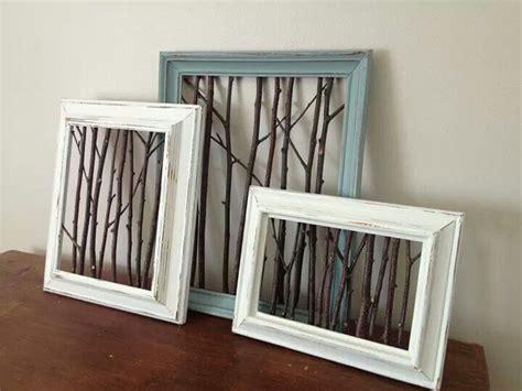 bathroom mirror with shelves diy birch branch shelf birch 25 best ideas about twig art on pinterest branches