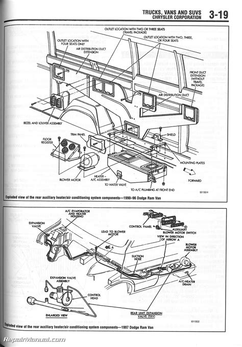Chilton 1990-2000 Heater Core Installation Manual