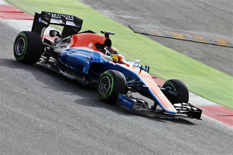 Kaos Manor Racing Haryanto F1 f1 news manor f1 launch manor racing unleashes mrt05
