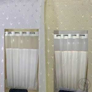 rujan peek  boo stardust style polyester shower curtain