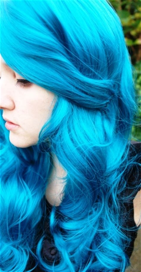 turquoise hair  hair colors ideas