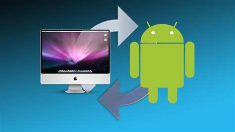 how to sync android with mac wirelessly gizmostorm