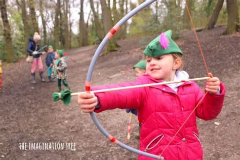 How To Make A Bow Arrow Out Of Paper - diy bow and arrow for the imagination tree
