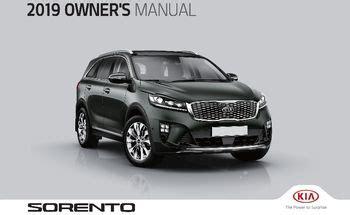 car owners manuals free downloads 2013 kia sorento lane departure warning download 2019 kia sorento owner s manual pdf 585 pages
